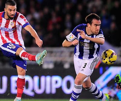 Real Sociedad - Atletico Madrid: 2-1 (maç özeti)