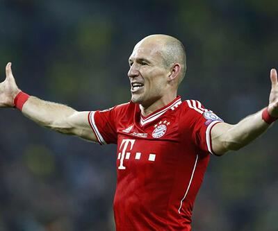 Beşiktaş, Arjen Robben'le masaya oturdu