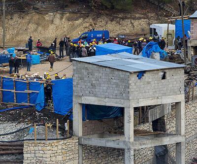 Ermenek'te 6 işçinin daha cansız bedenine ulaşıldı