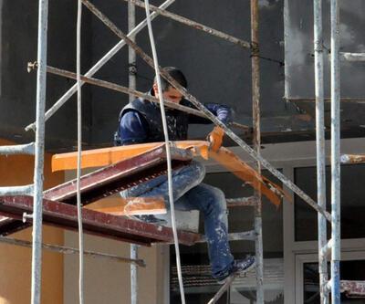 İnşaatta iş güvenliğine İnşaat Mühendisleri Odası da uymadı
