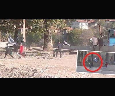 Ankara'daki o mahallede IŞİD bayrakları dalgalanıyor