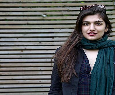 İran'da kadın taraftar serbest bırakıldı