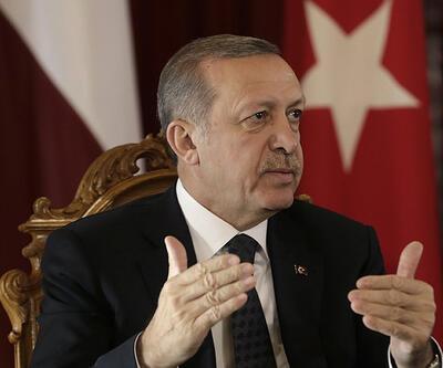 """Erdoğan: """"Kadın ve erkeğin eşit olması fıtrata ters"""""""