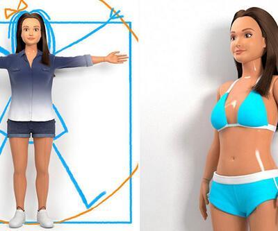 Barbie yerine Lammily