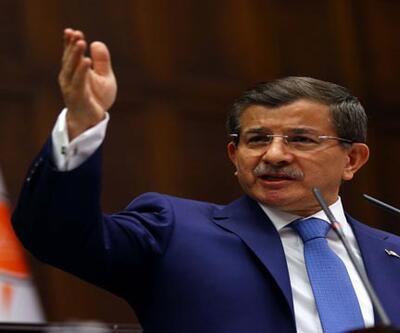 """İşte Davutoğlu'nun """"o"""" açıklamaları... (Video)"""