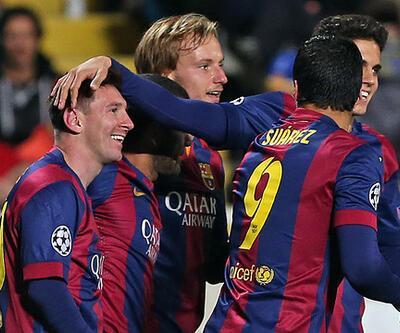 Apoel - Barcelona: 0-4