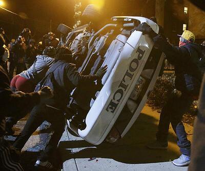 ABD'de Ferguson olayları tırmanıyor