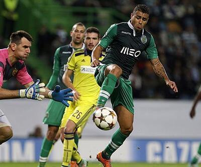 Sporting Lizbon - Maribor: 3-1 (Maç Özeti)