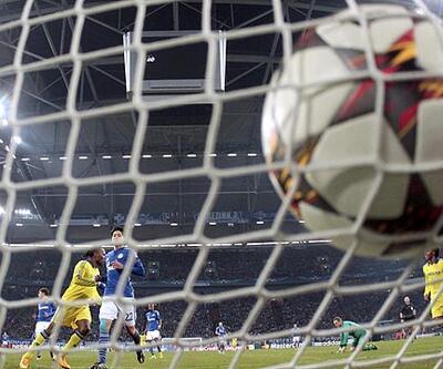 Şampiyonlar Ligi'nde gecenin en güzel 8 golü