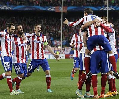 Atletico Madrid-Olympiakos: 4-0 (Maç Özeti)