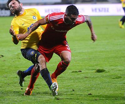 Asteras Tripolis - Beşiktaş: 2-2 (maç özeti)