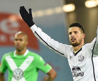 Wolfsburg-Everton: 0-2