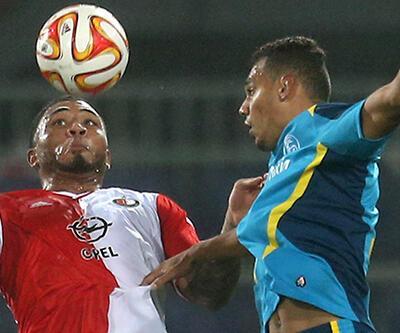 Feyenoord-Sevilla: 2-0