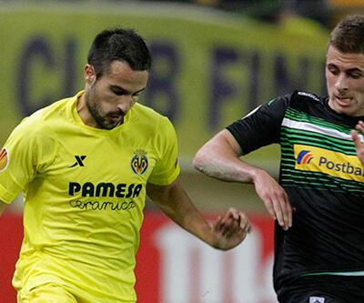 Villarreal-Mönchengladbach: 2-2