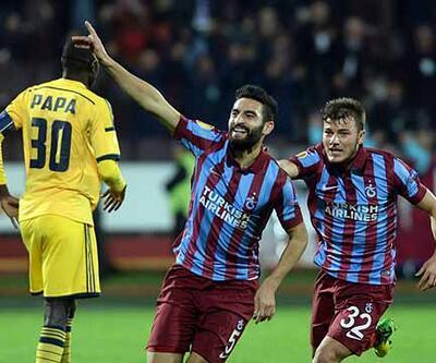 Trabzonspor - Metalist Kharkiv: 3-1 (maç özeti)