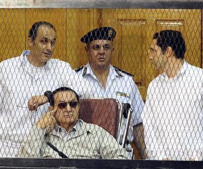 Hüsnü Mübarek beraat etti