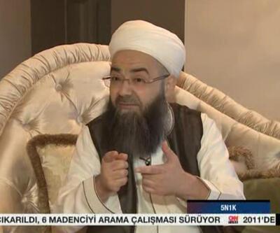 Cübbeli Ahmet Hoca'dan Ahmet Hakan'a yanıt
