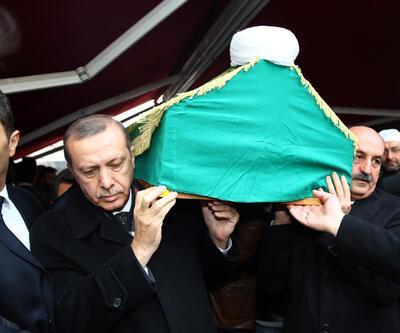 Cumhurbaşkanı Erdoğan da omuzladı