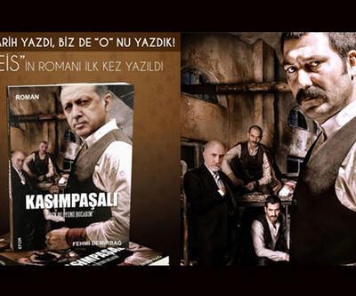 """Erdoğan'ın gençliğini anlatan """"Kasımpaşalı"""" romanının kapağı çalıntı çıktı"""