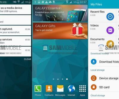 Galaxy S5'e Android 5.0 Lollipop güncellemesi geldi
