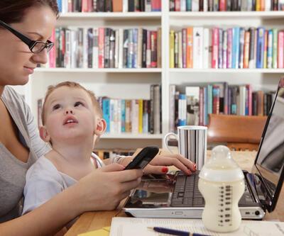 Çalışan anneye ayda bin lira çocuk yardımı