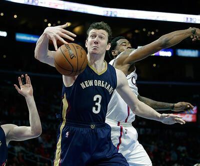 Hido'nun Clippers'ı Ömer'in Pelicans'ını devirdi
