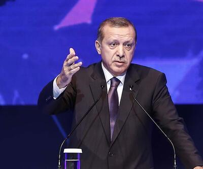 """Erdoğan: """"Devlete 'yurttaş dini'ni egemen kılmaya çalışıyorlar"""""""