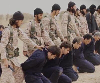 IŞİD katliamına HD prodüksiyon