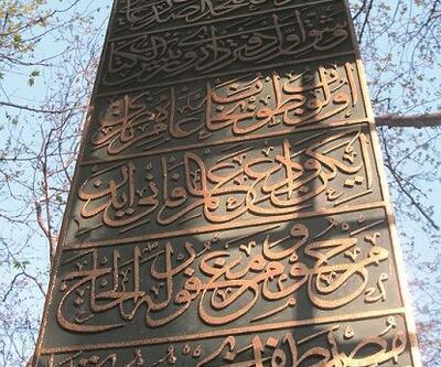 İşte Osmanlı mezar taşları