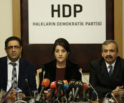 HDP'den İmralı heyeti açıklaması