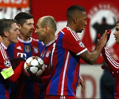 Bayern Münih - CSKA Moskova: 3-0 MAÇ ÖZETİ