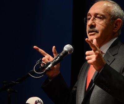CHP lideri Kılıçdaroğlu Şanlıurfa'da