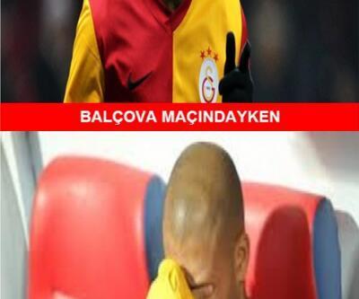 Balçova Yaşamspor-Galatasaray capsleri