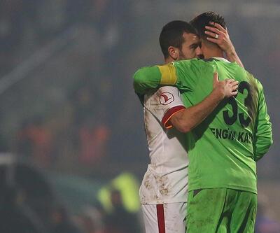 Galatasarayhttps://www.cnnturk.com/spor-haberleriSpor39;a 4 göndermesi yaptı, 9 gol yedi