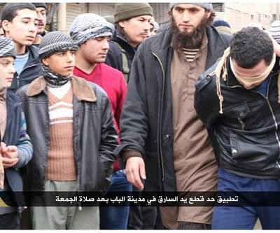 IŞİD vahşetinde son perde