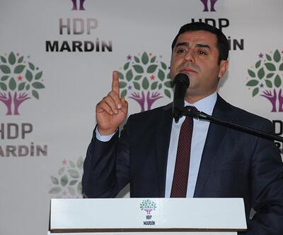 """Demirtaş: """"HDP, Başbakandan bir şey talep etmiyor artık"""""""