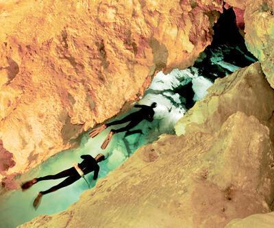 İnsuyu Mağarası'nda acil durum