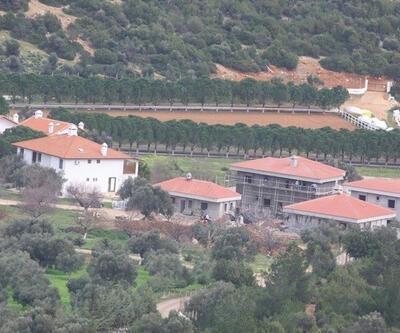 Urla'daki villalar için takipsizlik