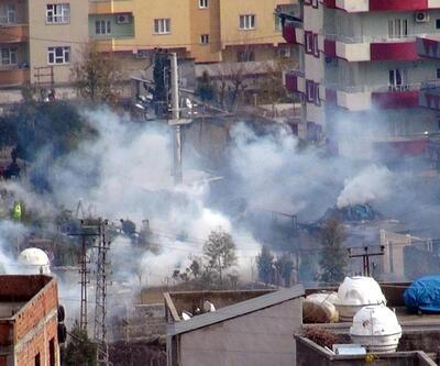 Cizre'de PKK'lılar ile Hüda-Par'lılar arasında silahlı çatışma çıktı