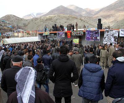 Roboski'deki anmaya binlerce kişi katıldı