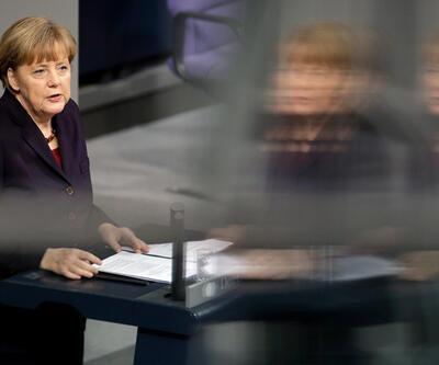 Berlin'de Başbakanlık'ta virüs alarmı