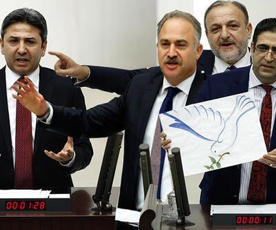 Meclis'teki 4 partinin 2014 değerlendirmesi, 2015'ten beklentisi