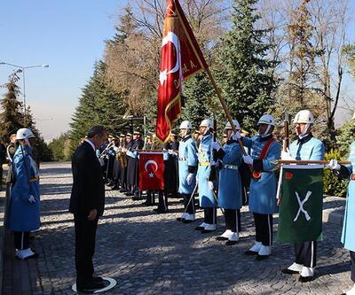 Yeni Cumhurbaşkanlığı Sarayını asker koruyacak