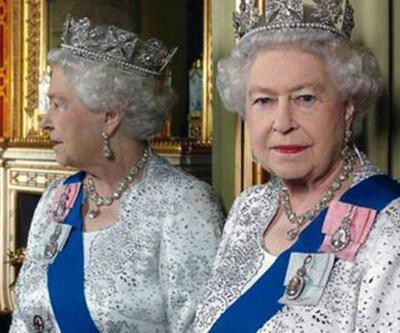 Seks skandalına kraliçenin de adı karıştı