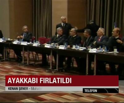 Kılıçdaroğlu'na ayakkabı atan kişi serbest bırakıldı