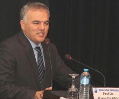 PAÜ Tıp Faktültesi Dekanı Prof. Dr. Herken istifa etti