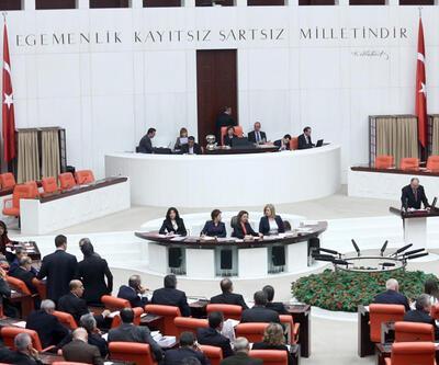 Meclis'te dört eski bakan için Yüce Divan oturumu