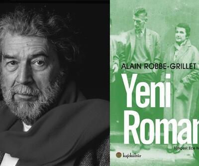 """Kafekültür Yayıncılık'tan yeni kitap: """"Yeni Roman"""""""