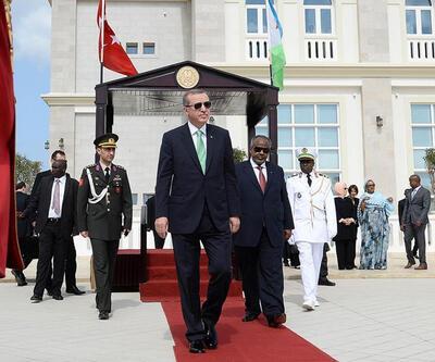 Cumhurbaşkanı Erdoğan Cibuti'den ayrıldı