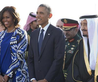 Michelle Obama Suudileri kızdırdı!